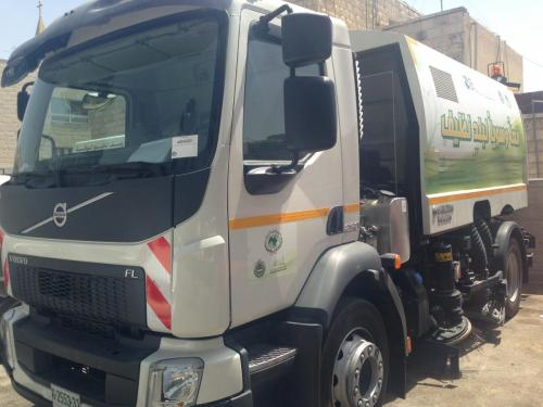 Solid Waste Vehicles